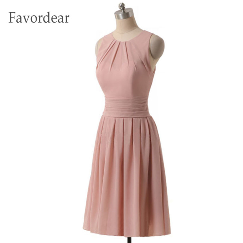 Compare prices on champagne color bridesmaid dresses online favordear short bridesmaid dress a line simple champagne bean paste color wedding bridesmaid dress hot sale ombrellifo Choice Image
