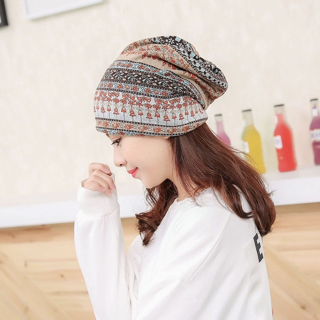 9e1d7bbc66e Fashion Warm Autumn Winter Hats Wool Headwear Knitting Hat Beautiful Caps  Popular For Women Lady Girl