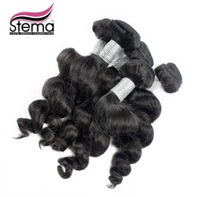 FREE SHIPPING Wholesale 1kg10pcs Top Quality Cheap Hair Bundles Malaysian Loose Wave Malaysian Hair Weave Bundles Human