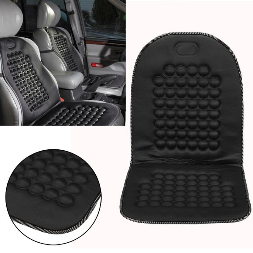 New Arrival Universal Comfortable Car Van Seat Cover Massage Health Cushion Protector Au8