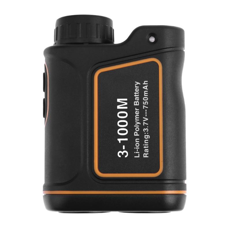 купить 3-1000m Handheld Golf Telescopes Laser Range Finder Distance Meter Tester Golf Training Measure Tool Speedometer LCD недорого