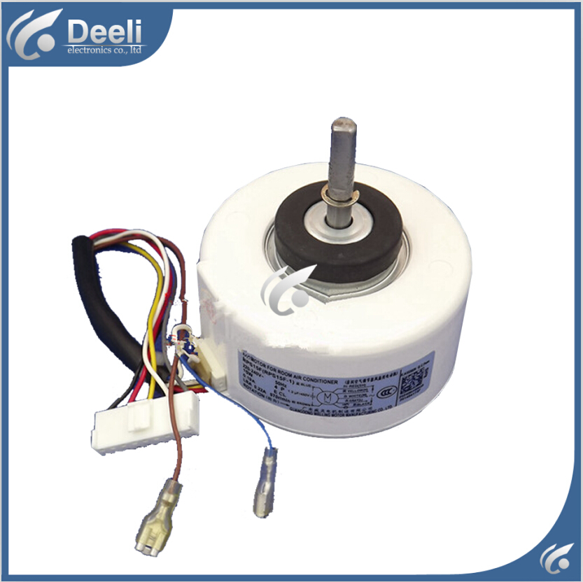 все цены на 95% new good working for Air conditioner inner machine motor RPS20D RPS15D RPS15F (RPS15F-1) 220V Motor fan