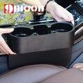 Caixa de Copo de Costura Cunha Universal Assento de Carro Para Peugeot 107 206 207 301 307 308 3008 2008 408 508 4008 Fiat Bravo Punto 500 500L Cult