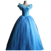 Cinderella Dress Adult Cinderella Cosplay Costume Adult Cinderella Costume