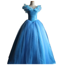 Cinderella Dress Adult Cinderella Cosplay Costume Adult Cinderella Costume cinderella cinderella long cold winter 180 gr