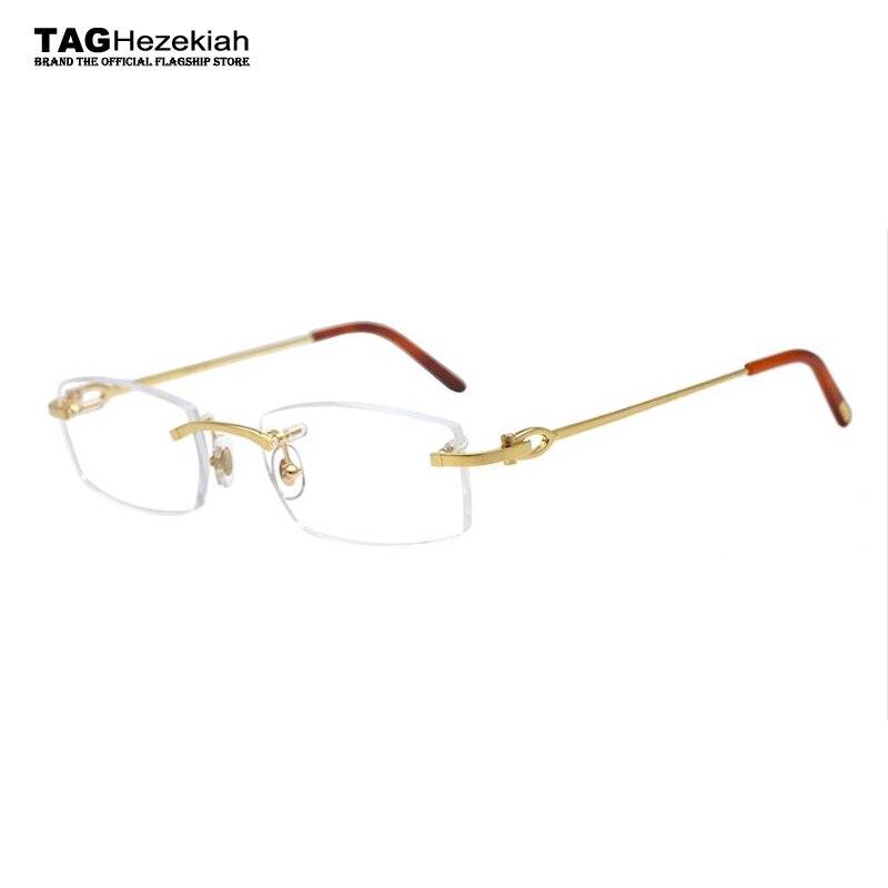 4ff179eef5b Detail Feedback Questions about Retro Brand eyeglasses frame women round  Glasses Frame men 2019 myopia computer spectacle frames Vintage Handmade  designer ...