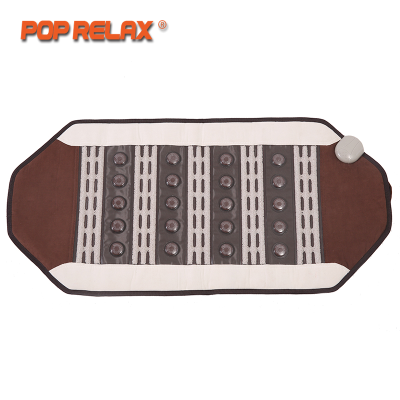 все цены на POP RELAX Korea Tech Tourmaline Germanium Bed Mattress Stone Sofa Mat Thermal Bio Health Care Far Infrared Electric Heating Pad онлайн