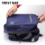 TINYAT Neceser viaje Hombres Portátil Bolsa de Nylon Impermeable Paquete Bolsa de Plegado de Alta Capacidad Bolsos Bolsa Grande azul T306