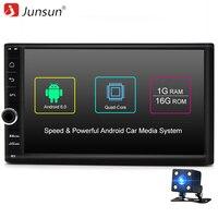 Junsun Quad Core 7 2 Din Android 6 0 Car DVD Radio Multimedia Player 1024 600