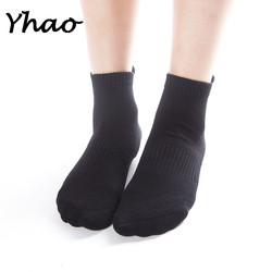 Yhao brand 4 color adult fitness sox compression pilates yoga socks anti slip exercise yoga dance.jpg 250x250