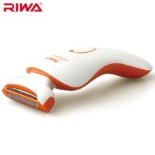 RIWA Женщин Эпилятор Для Бикини Мокрый & Dry 3 в 1 С Плавающей Головкой 2 АА Батареи Эпиляция Инструменты RF-770B