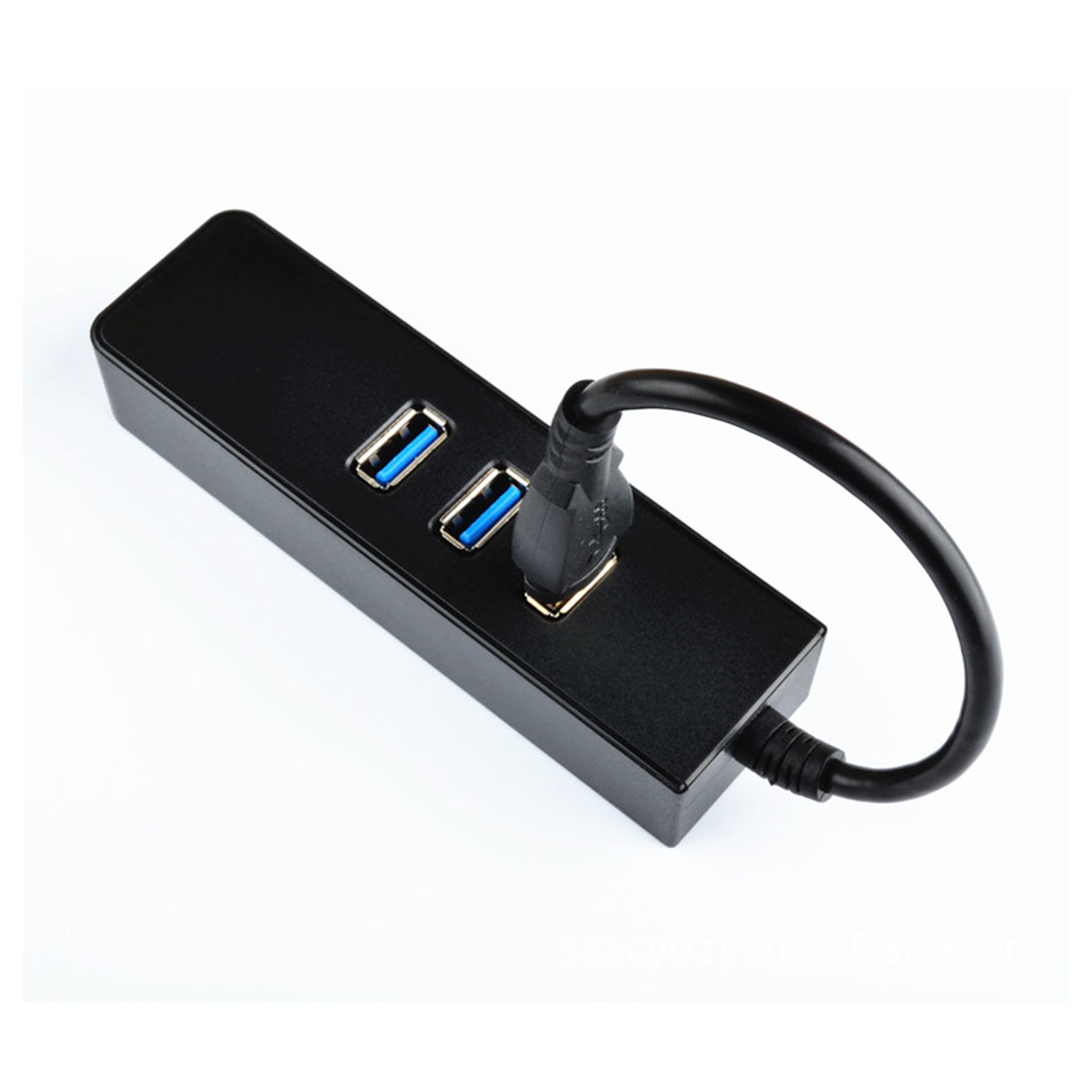 NOYOKERE USB3.0 practical high Speed 3 Ports Hub 10/100/1000 Mbps RJ45 LAN Wired Network Adapter Ether Net