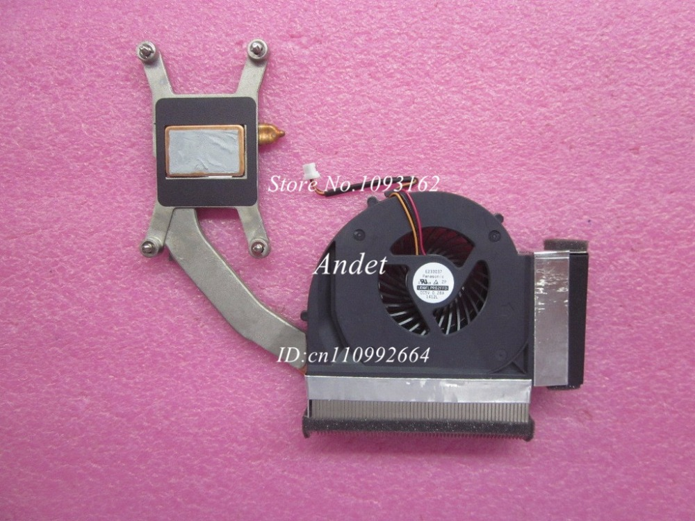60Y5490 Lenovo Thinkpad T510 CPU Cooling Fan /& Heatsink FRU