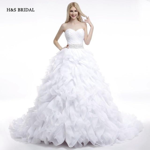 Vestido de novia h&m