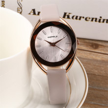 2019 New Design Women Fashion Dress Watches Simple Polygonal