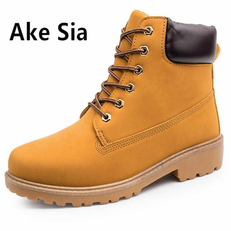 34794b589f8d 2017 Для мужчин сапоги Модные ботинки martin снегоступы Открытый  Повседневное дешевые ботинки timber Lover осень-