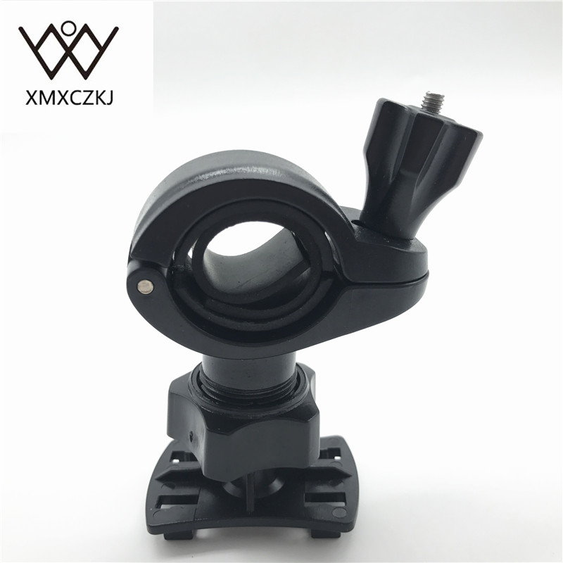 XMXCZKJ Mount Holder Phone Stand Adapter for Bike Bicycle Motorcycle Holder with Waterproof Case Bag Accessories