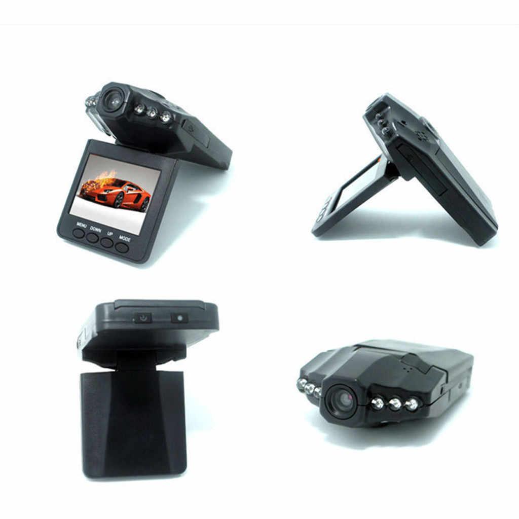 2019 nuevo Arival 2,2 caliente LCD IPS lente coche Dash Cam HD 1080P salpicadero Cámara 170 conducción DVR coches visión nocturna 32G