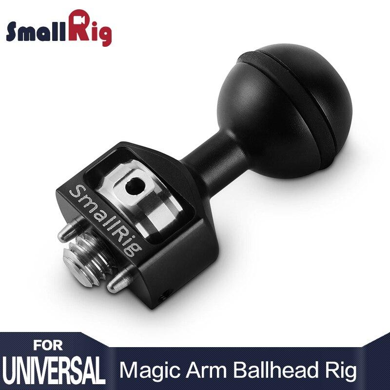 SmallRig Caméra Magique Arm Joby avec Arri Broches de Positionnement Caméra Bras Articulé Remplacer Plate-Forme 2114