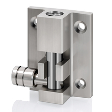 Safety bolts anti-theft lock buckle thickened stainless steel bedroom door and window latch