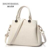 Women S Portable Handbag Female Pu Leather Crossbody Bags Casual Tote Bag Bolsas Ladies High Quality