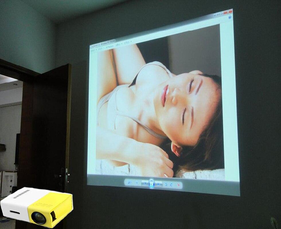 Portable Micro Font B Mini B Font Full Hd Home Media Player Cinema Theater Dvd Hdmi