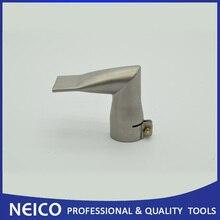 40 мм 90 градусов угловой сварочный сопло для пластиковых тепловых пушек горячего воздуха сварочные инструменты