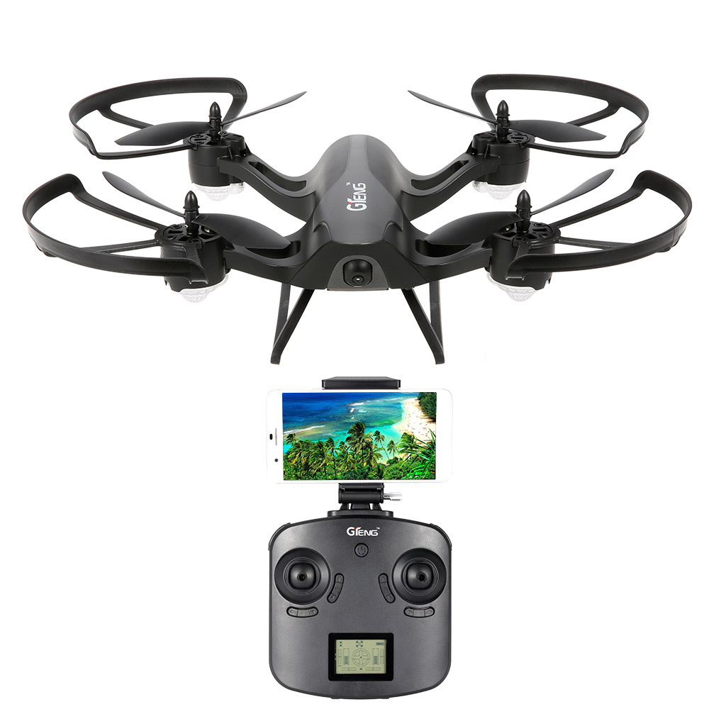 High Quality RC Quadcopter Drone with WiFi FPV HD Camera Quadrocopter Drones Dron RC TOY RTF Remote Control Toys Gifts for Kids jjr c jjrc h39wh wifi fpv with 720p camera high hold foldable arm app rc drones fpv quadcopter helicopter toy rtf vs h37 h31