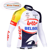 cycling jersey 2016 pro team Cycling Thermal Fleece jersey high quality Hot Sale MTB Bicycle Clothing Breathable sport jerseys