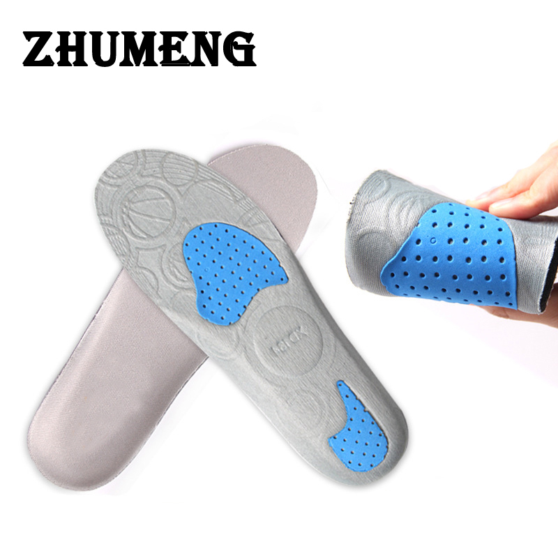 ZHUMENG Insoles for Shoes Man and Women Flat Foot Insoles Arch Support Cushion Shock Absorption for Hiking Feet Health Care Pad zhumeng arch support insoles orthopedic pads for shoes insole foot care orthotics shock women men shoes pad shoe inserts