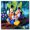 3D Icon Two Mickey Mouse Diamond Mosaic Cartoon Crystals Picture Of Rhinestones Diamond Painting Embroidery Beadwork
