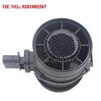 Mass Air Flow Sensor for BMW 1 Convertible X1 E84 3 Touring 7 13627788743 0281002567 0000942048 13628509724 13617788788