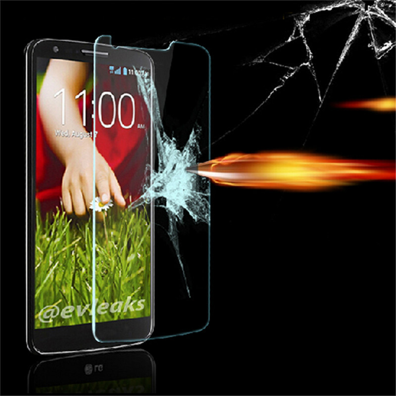 2x Tempered Glass For LG G2 G3 G4 G5 G6 V10 V20 V30 K7 K8 K10 Screen Protector 9H Toughened Protective Film Guard