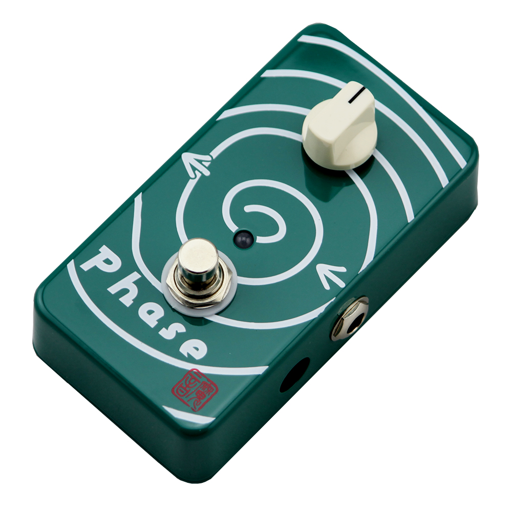 Moen Phase Rate Control Effect Pedal Phaser Electric Guitar Effects AM-PH moen chorus effect pedal rate depth fx control electric guitar effects am ch true bypass