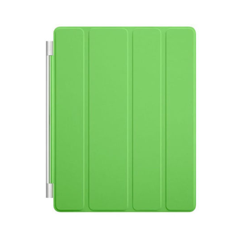 Magnetic PU Leather Folio Flip Smart Cover Case Skin For Apple iPad 2 3 4 Tablet Green