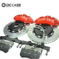 Best Performance modified brake accessories for BMW E46 car big six piston AMG brake kit