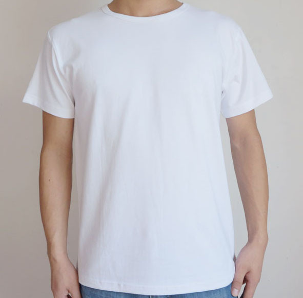 White t shirts in bulk kamos t shirt for Where to order blank t shirts