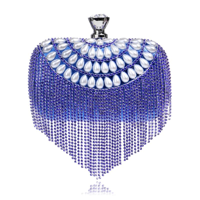 de noite diamantes pequena bolsa bolsa ombro