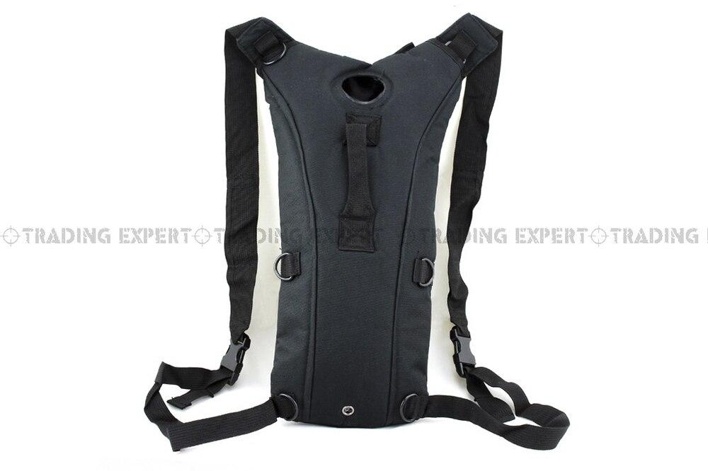 Рюкзак для воды, сумка-резервуар [HG-03-BK песок ACU лесной узор OD] - Цвет: BK