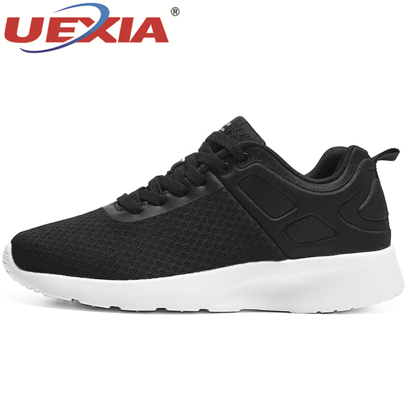 Shockproof, Trainers, Running, Men, Breathable, UEXIA