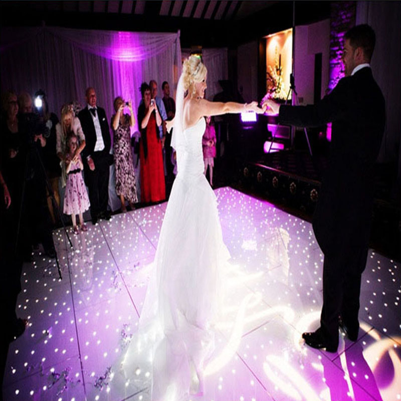20 16 linghted dance floor white twinkling led t stage floor
