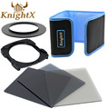 KnightX camera series color filter set For cokin p nikon Pentax Canon EOS 1100D 1000D 600D Lens Camera d3200 d5200 d3300 5D 58mm