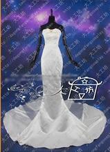 Королева серенити сейлор мун косплей костюм красивый кристалл хэллоуин равномерное партия dress наряд на заказ