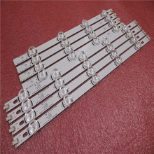 Nieuwe 8 Stks/set Led Backlight Strips Bars Vervanging Voor Lg 39LN540V 39LN570V Innotek HC390DUN POLA2.0 39 Een B Pola 2.0 39 Inch