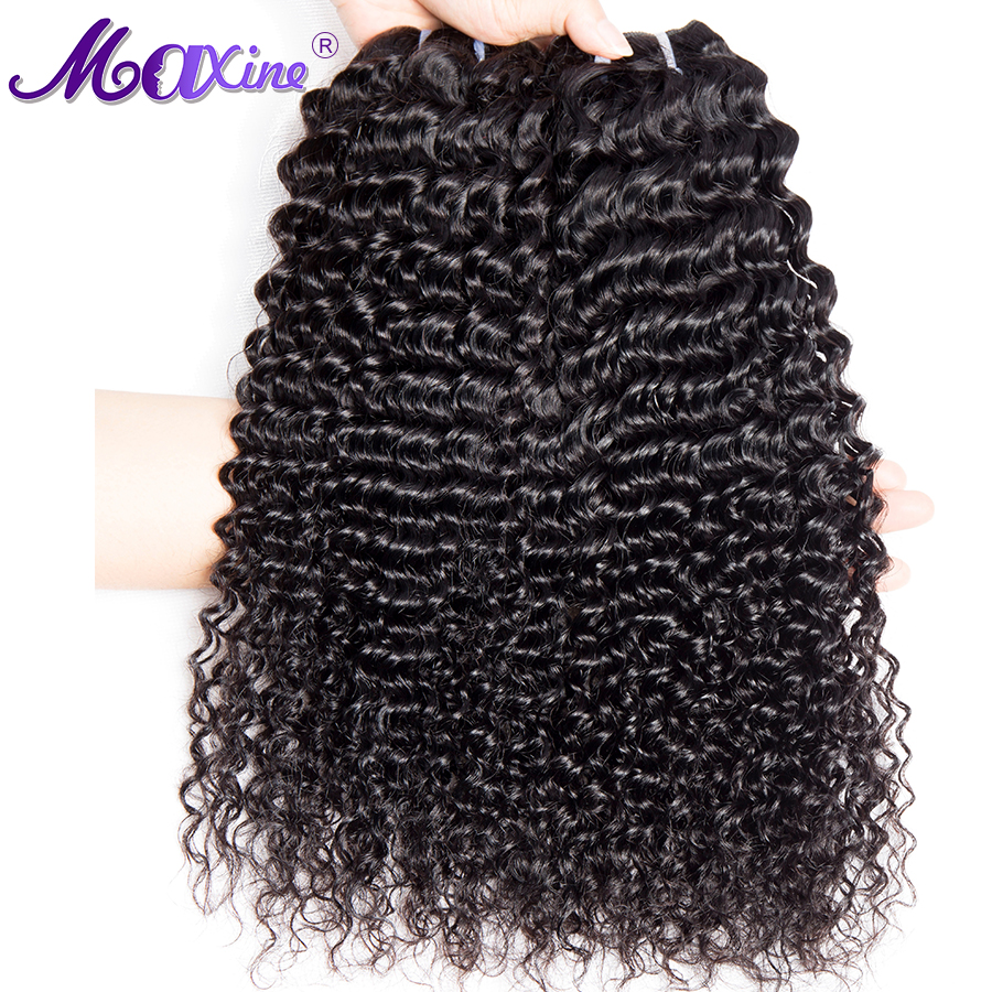 Aliexpress Buy Maxine Hair 1 Piece Malaysian Deep Curly Hair
