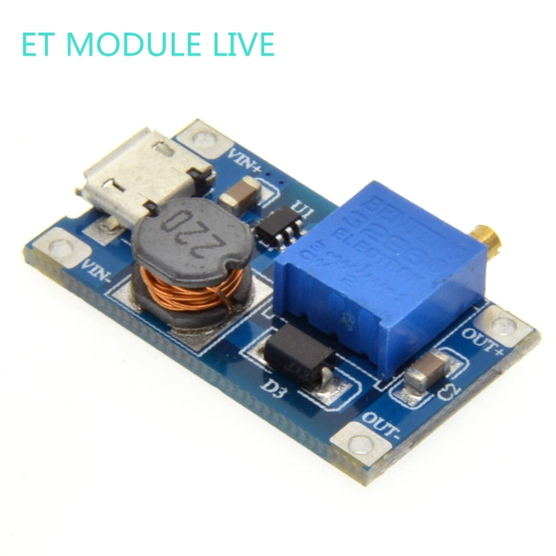 Dac Mh-et Live Lm386 Audio Power Amplifier Module 200 Times Gain Amplifier Board Mono Power Amplifier 5v-12v Input Beautiful And Charming