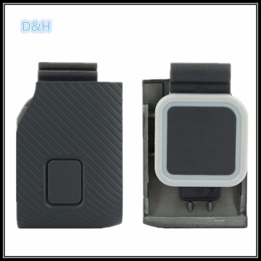 цена на Replacement Side Door USB-C Mini HDMI Port Side Cover Repair Part for GoPro HERO5 HERO6 Hero 5 6 For Go Pro Accessory
