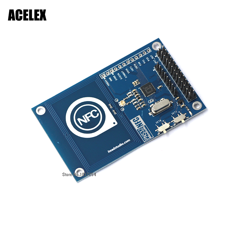 PN532 NFC Precise font b RFID b font IC Card Reader Module 13 56MHz for Arduino online get cheap rfid raspberry pi aliexpress com alibaba group  at readyjetset.co