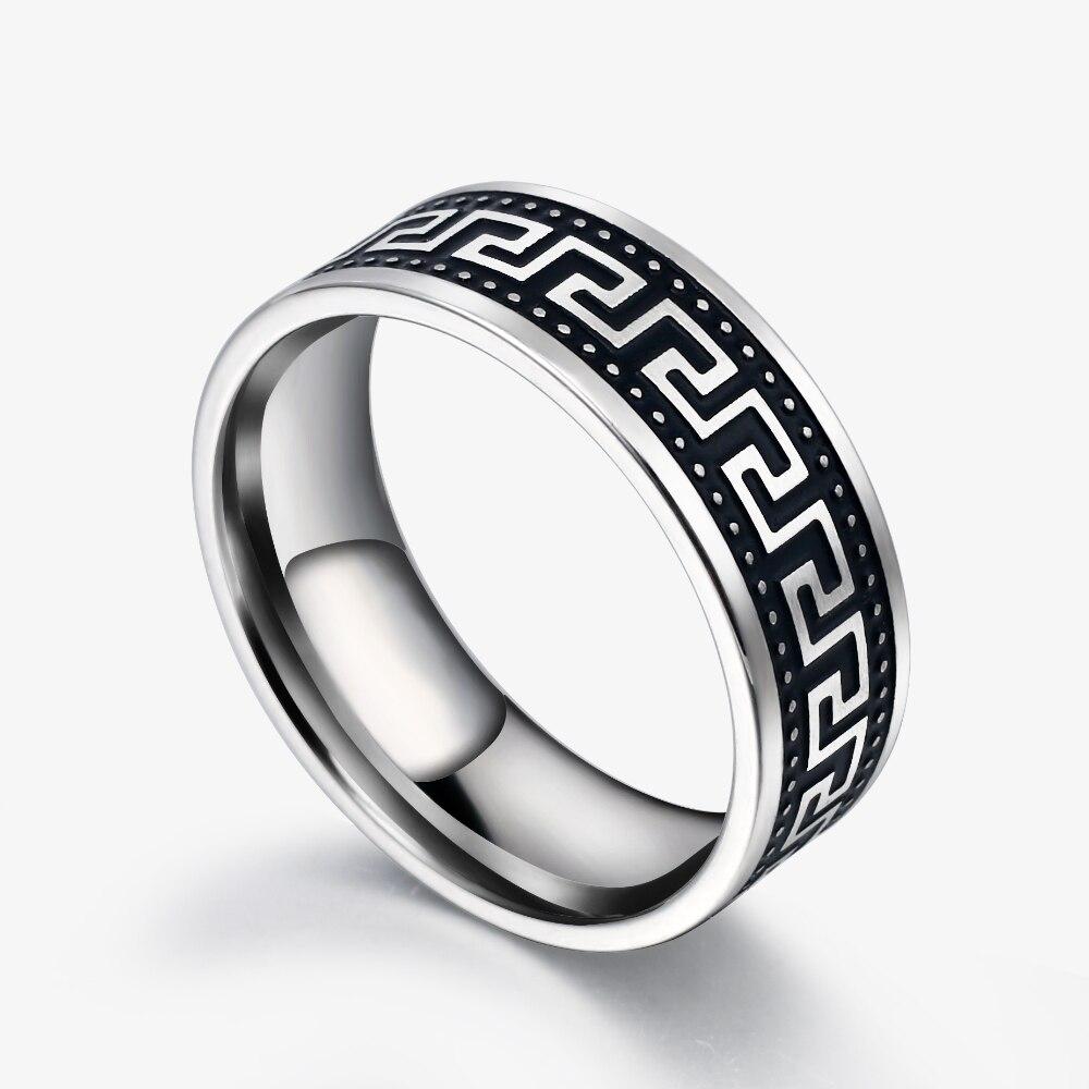 2017 fashion brand great wall key rings simple