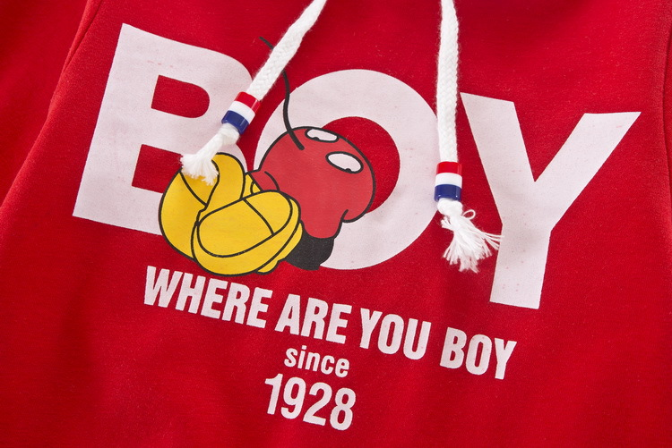 2019 Kid Clothes Sets Baby Boy Cotton Sports Hooded T Shirt Sweatshirt + Pants Children Boys Kids Casual Suits